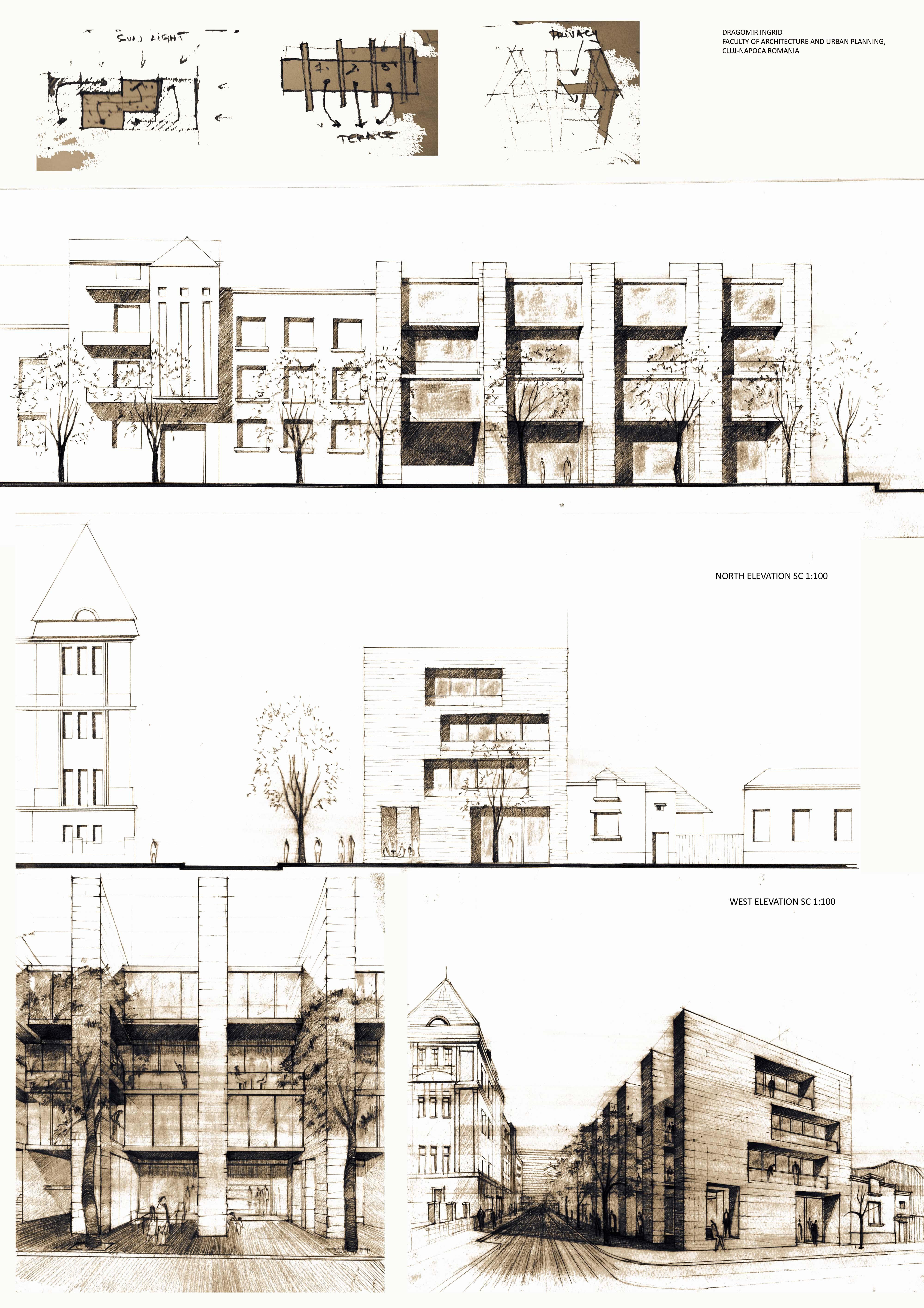 2013 Concurs Anual Al Studentilor Arhitecti